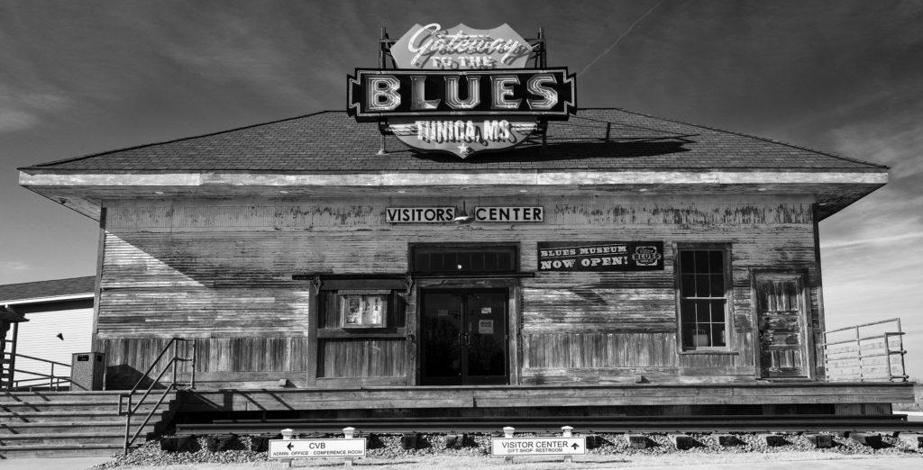 Blues Trail Tunica Gateway